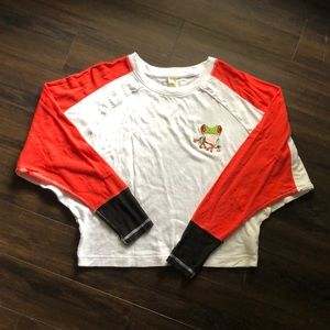 WE THE FREE CROPPED JERSEY Shirt